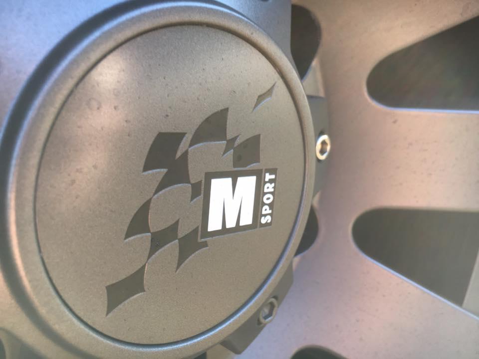 Ford Ranger M-Sport New Car Detail