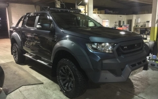 Ford Ranger M-Sport New Car Detail